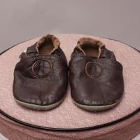 Mini Star Leather Shoes