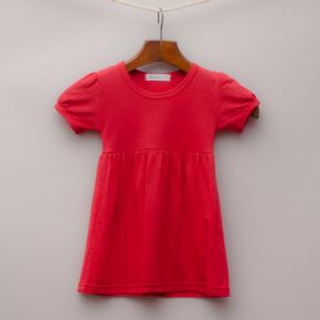 Hummingbird T-Shirt Dress