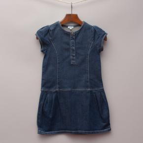 Jacadi Denim Dress