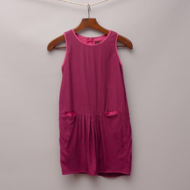Catamini Magenta Dress