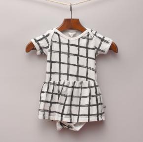 Milk & Masuki Printed Dress