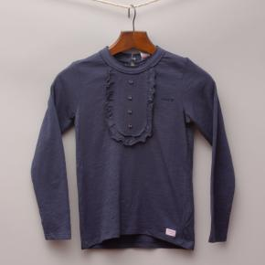 OshKosh Navy Long Sleeve