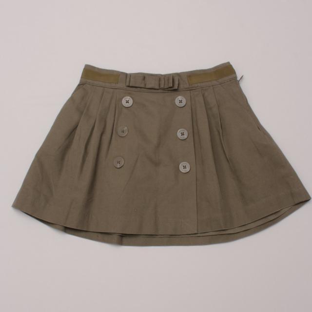 Jacadi Khaki Skirt