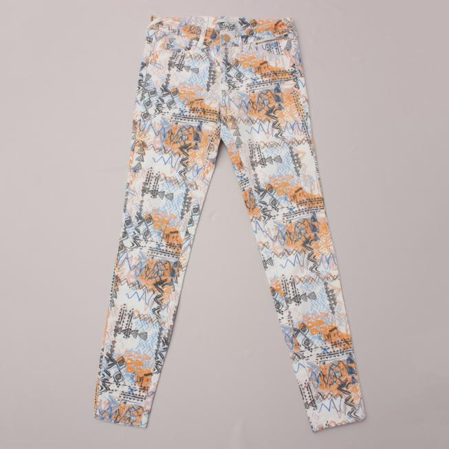 River Island Drawing Jeans