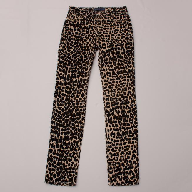 Juicy Couture Leopard Pants