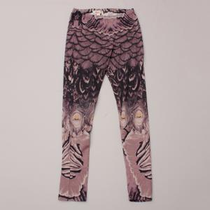 Gum Feather Leggings