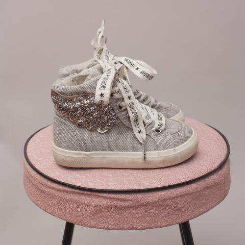 Next Lace Up Street Shoes Size UK 4