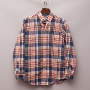Lacoste Plaid Shirt