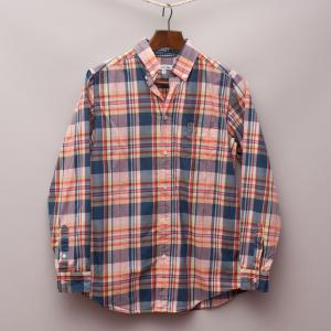 Lacoste Plaid Shirt
