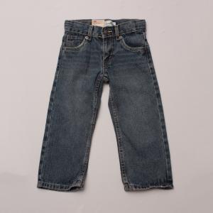 Levi's Distressed Denim Jeans