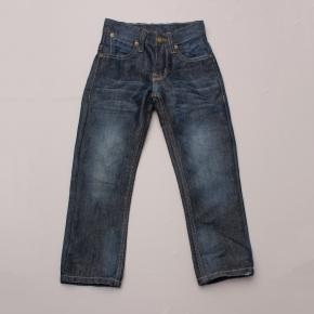 Paper Denim Pants