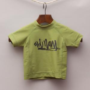 Old Navy Green Rash Vest