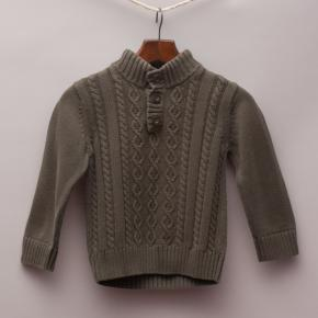 Gymboree Cable Knit Jumper
