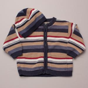 Newton Trading Striped Jumper