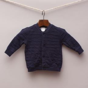 Seed Button Up Jumper