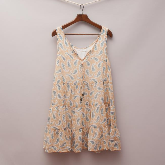 Quirky Circus Paisley Dress