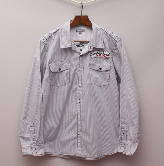 Gumboots Checked Shirt