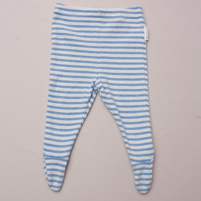 Purebaby Striped Leggings