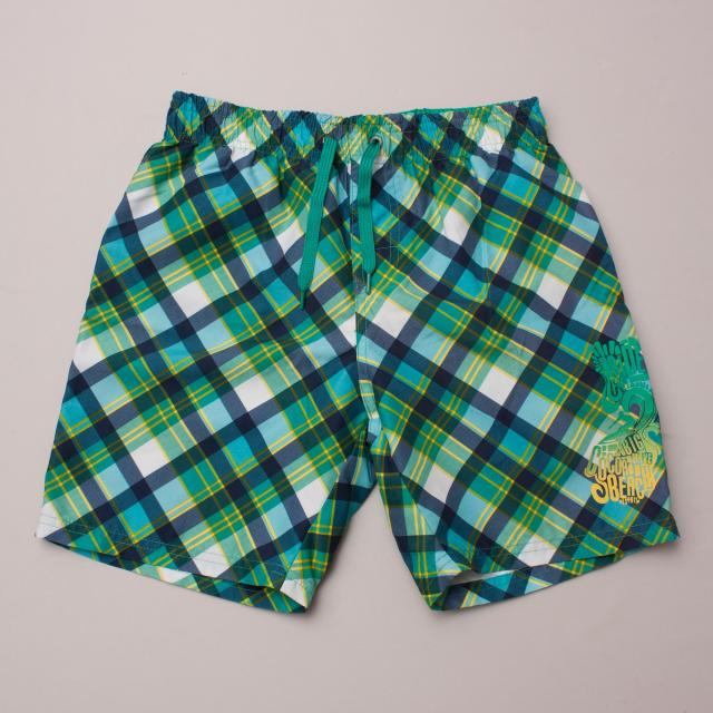 Esprit Check Shorts