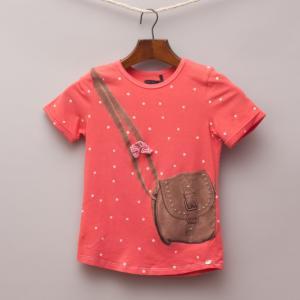 IKKS Handbag T-Shirt