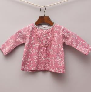 Purebaby Organic Cotton Blouse
