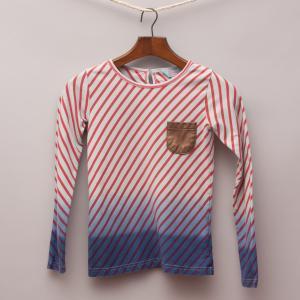 Tahlia Striped Long Sleeve