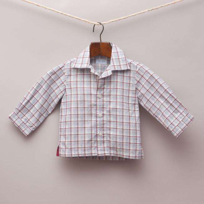 Jacadi Check Shirt