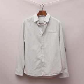 Zara Raw Cotton Shirt