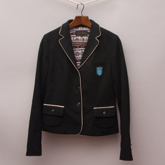 Skool Blazer-Style Jacket