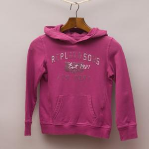Replay Hooded Jumper
