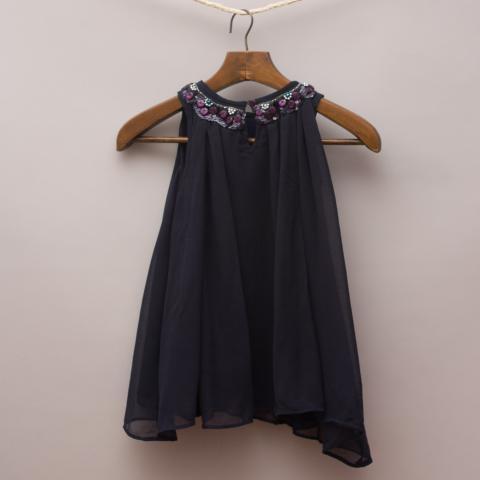Fresh Baked Embellished Dress