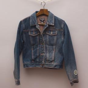 Ralph Lauren Distressed Denim Jacket