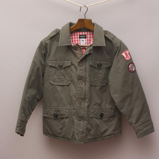 Fred Bare Military Jacket