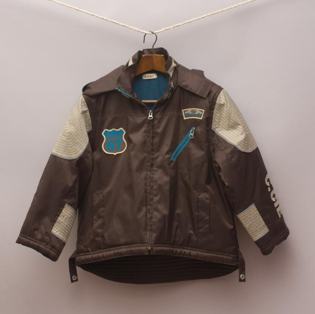 Ccie Padded Jacket