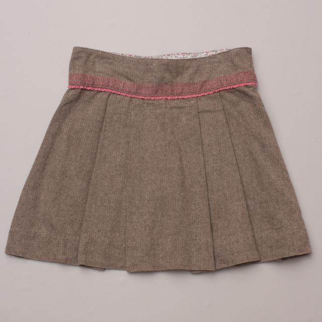 Jacadi Pleated Skirt