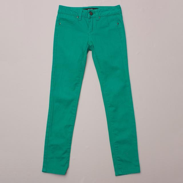 Joe's Bright Green Jeans