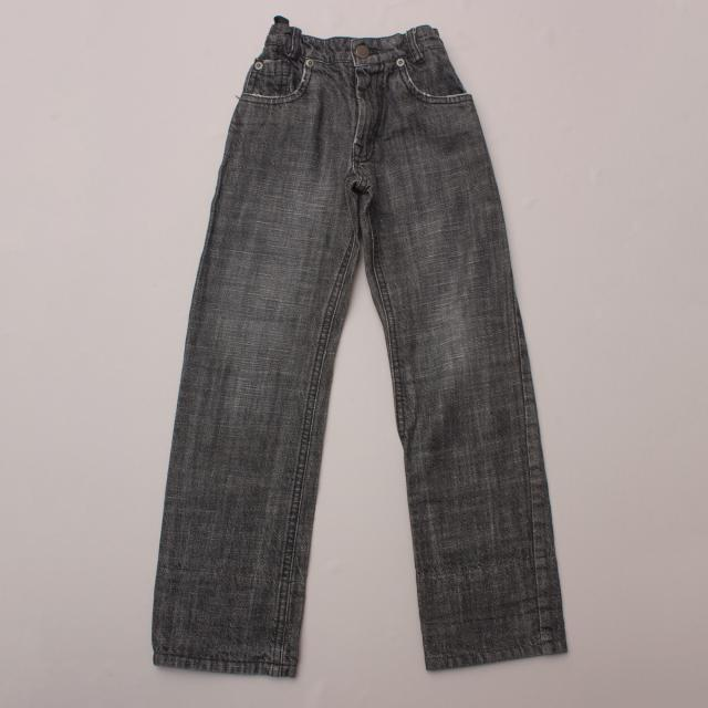 Burberry Distressed Jeans