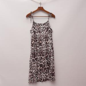 Zimmerman Leopard Print Dress