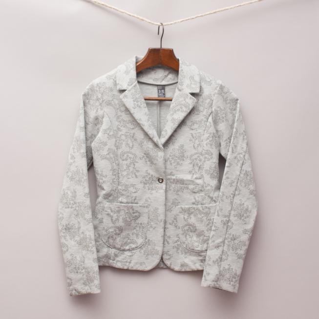 Zara Printed Blazer
