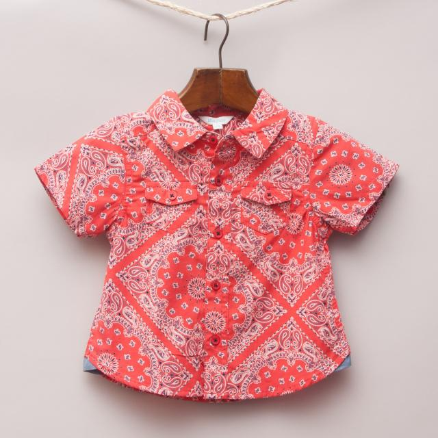 Mix Baby Paisley Shirt