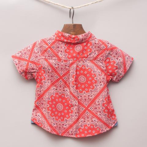 Mix Baby Paisley Shirt