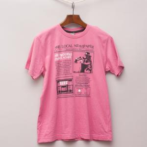 Zara Newspaper T-Shirt