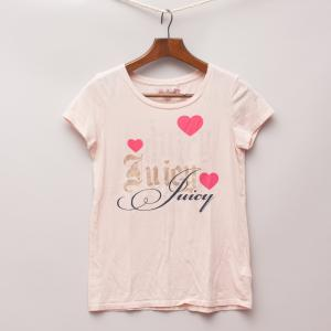 Juicy Couture Heart T-Shirt