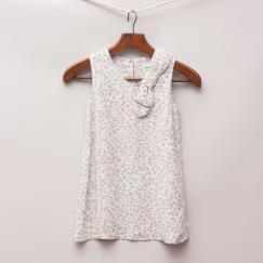 BIG Silk Patterned Dress