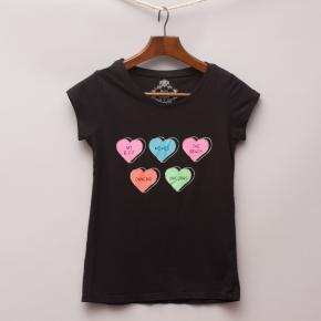 Miss Understood Embellished T-Shirt