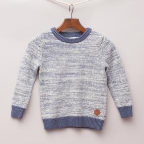 Milkshake Knitted Jumper