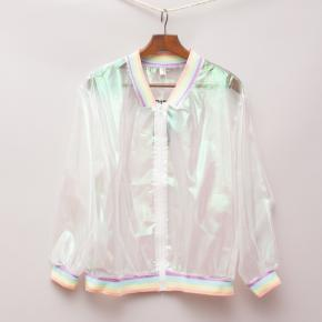Lanyizikou Metallic Jacket