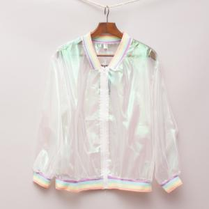 Lanyizikou Metallic Jacket