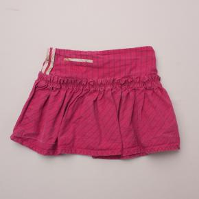 Kenzo Striped Ruffle Skirt