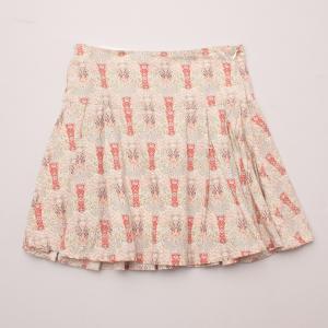 Willow & Finn Paisley Skirt